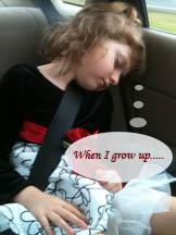 Child with dream bubble