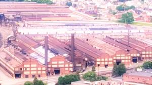 Quiet steel Mills